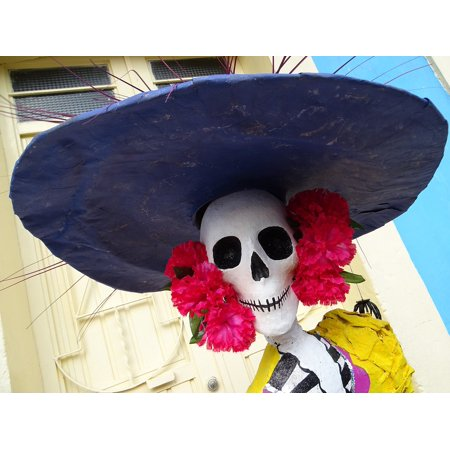 Laminated Poster Tradition Day Of The Dead Mexico Catrina Poster Print 24 x - Who Is Catrina Day Of The Dead