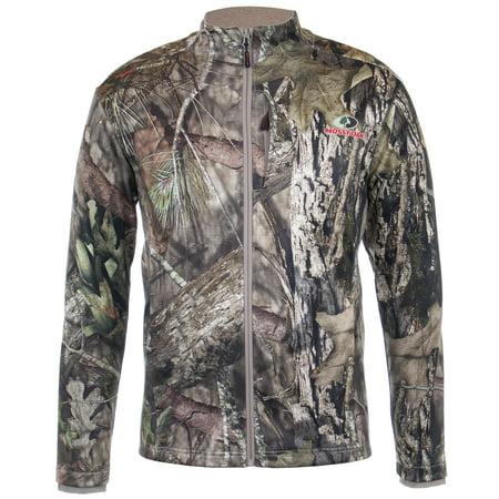 Mossy Oak Men's Techshell Hunting Jacket, Mossy Oak Breakup Country, Size 2X-Large