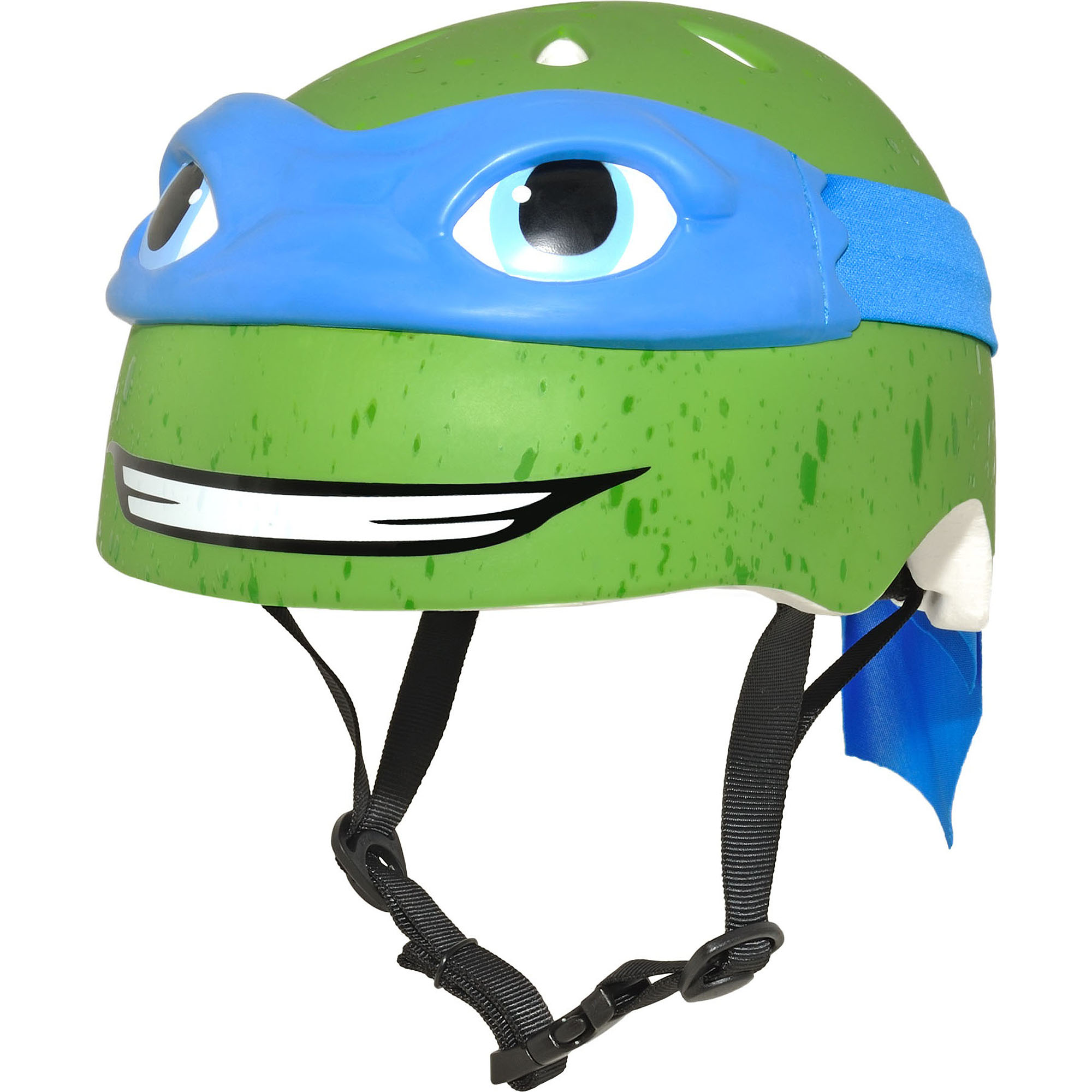 Nickelodeon Teenage Mutant Ninja Turtles Leonardo 3D Bike Helmet, Child