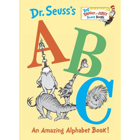 Dr Seusss ABC An Amazing Alphabet Book (Board Book)](Abc Halloween Contest)