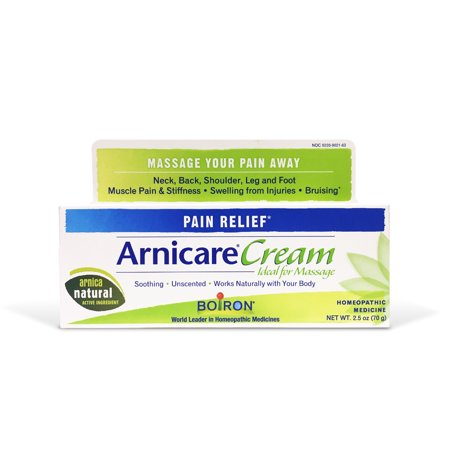 Boiron Arnicare Pain Relief Cream, 2.5 Oz
