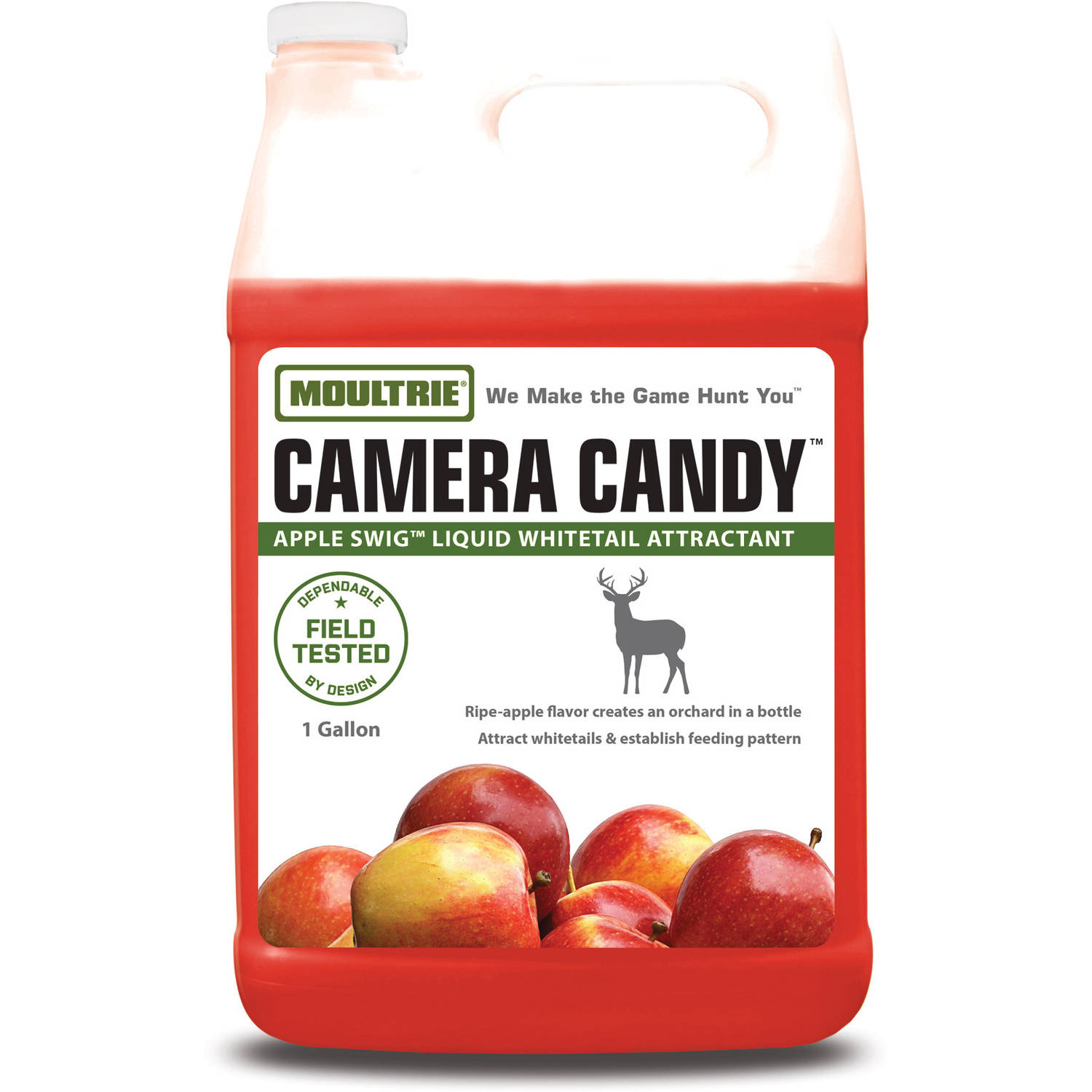 Moultrie Camera Candy, Apple Swig