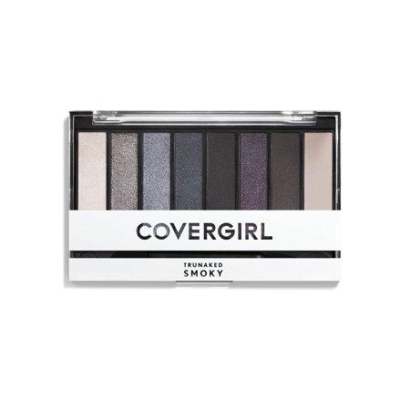 COVERGIRL TruNaked Eyeshadow Palette, 820 Smokey