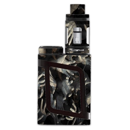 Skin Decal For Smok Al85 Alien Baby Kit Vape / Zombie Hands Dead Trapped - Spirit Zombie Babies