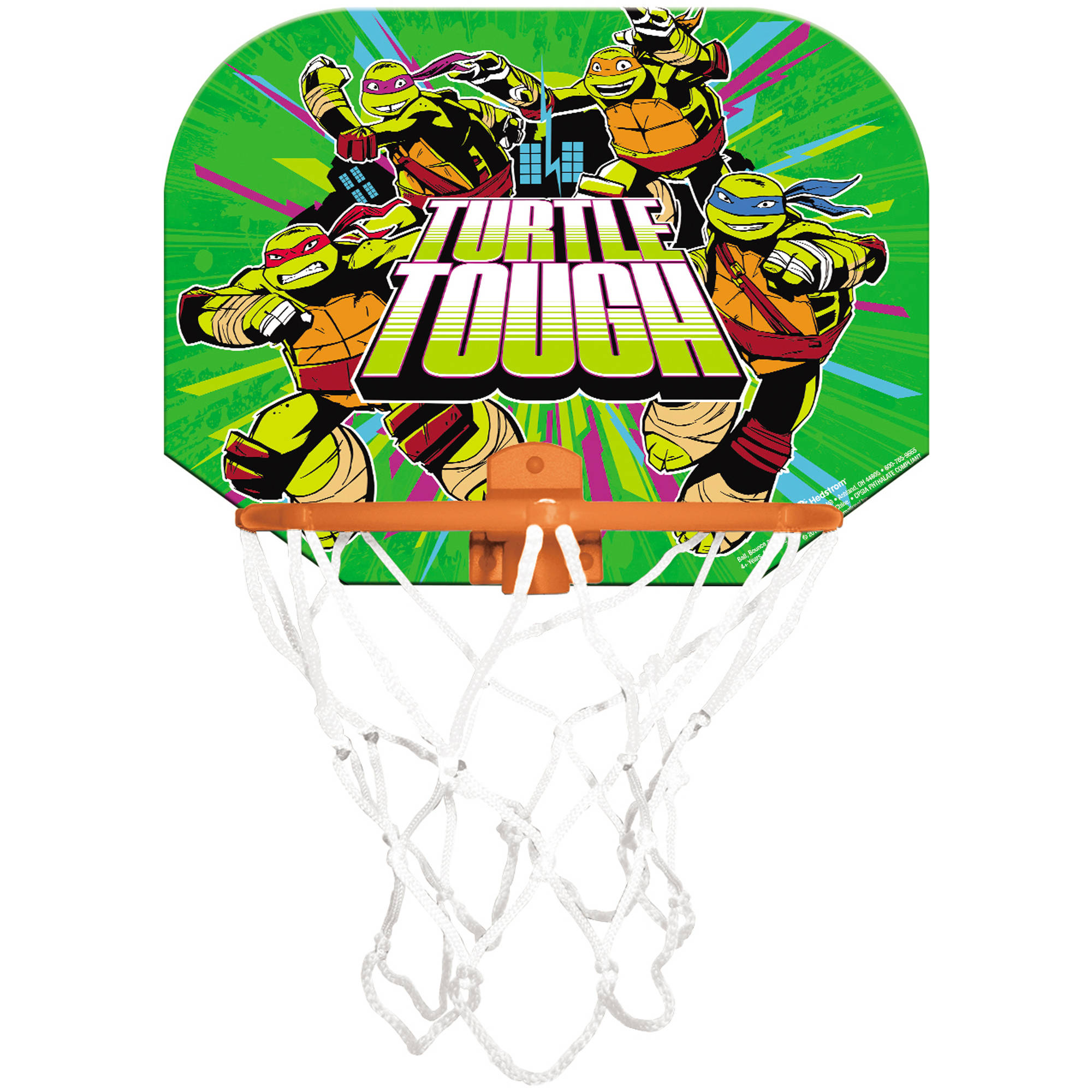 Hedstrom Teenage Mutant Ninja Turtle Hoop Set