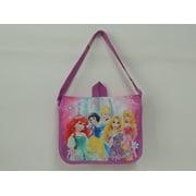 Messenger Bag - Disney - Princess - Mini Bag School Book Girsl New 040160