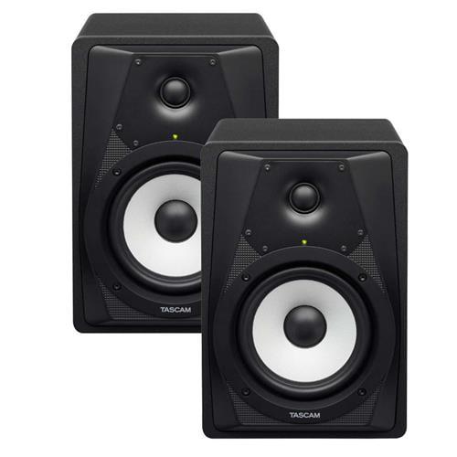 "2 ""Pack "" VL-S5 5"" 2-Way Professional Studio Monitor, 60Hz-22kHz Frequency Response, 1"" Tweeter, 20kOhm Balanced/10kOhm Unbalanced"