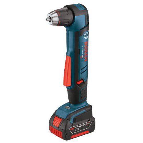 Bosch 18-Volt 1/2 in. Right Angle Drill with 2.0Ah SlimPa...