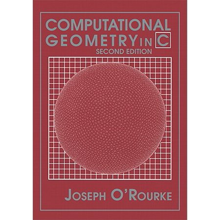 Computational Geometry In C Walmart Com border=