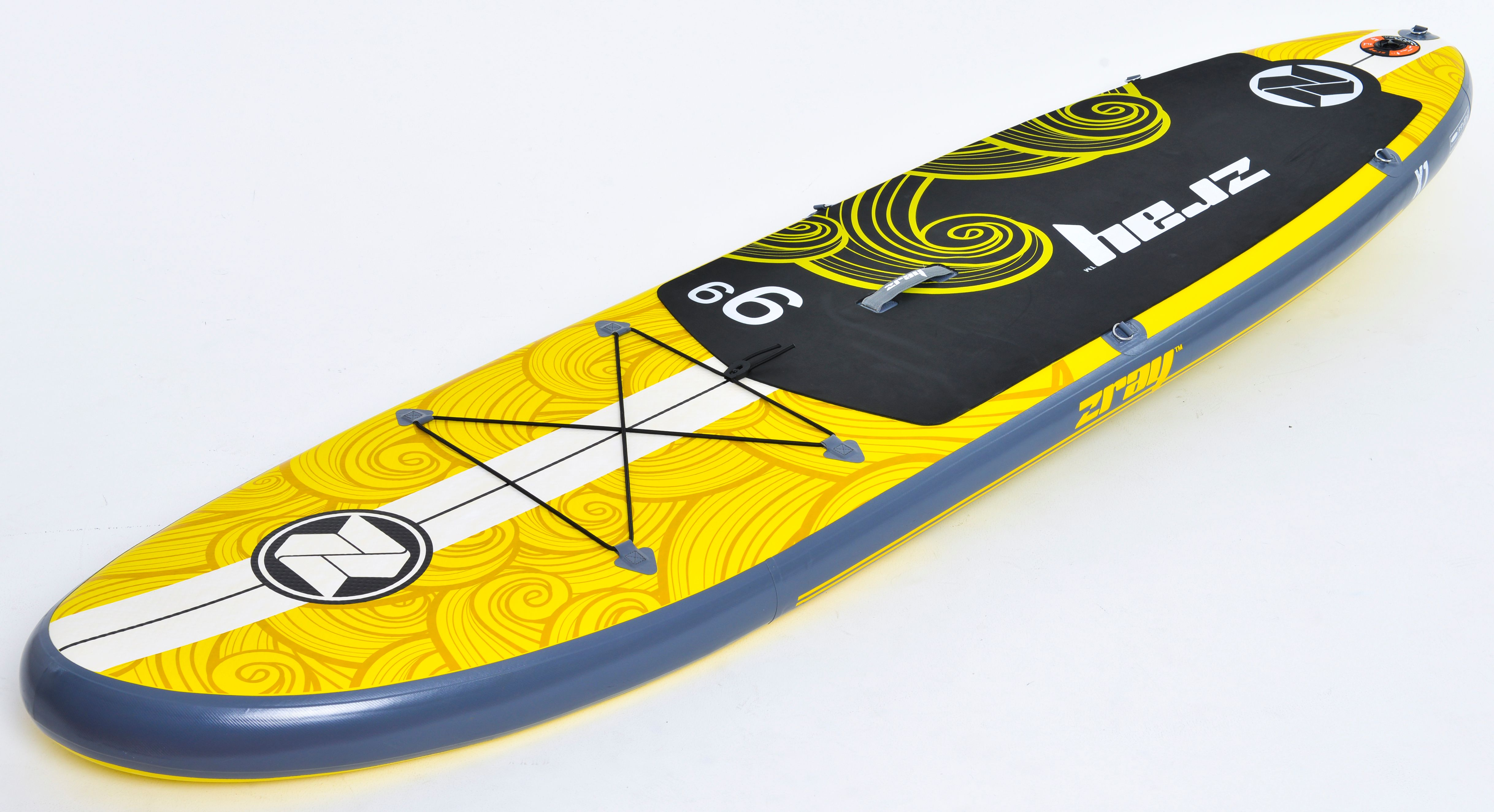 Click here to buy X1 All Around Inflatable Stand Up Paddle Board by Jilong.