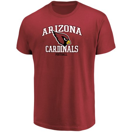 Men's Majestic Cardinal Arizona Cardinals Greatness