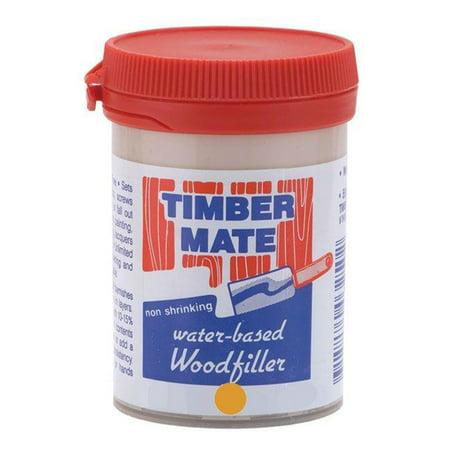 Timbermate Australian Cypress/Teak Hardwood Wood Filler 8oz Jar ()