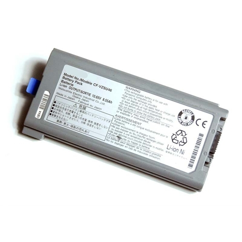 Total Micro Notebook Battery - 8700 mAh - Lithium Ion (Li-Ion) - 11.1 V DC - 1 Pack