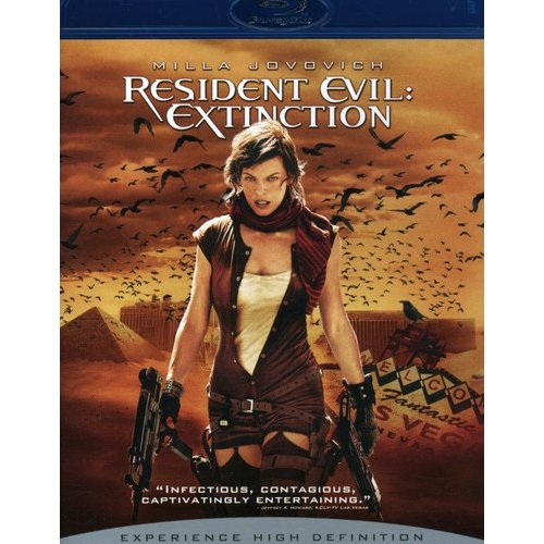 Resident Evil: Extinction (Blu-ray) (Widescreen)
