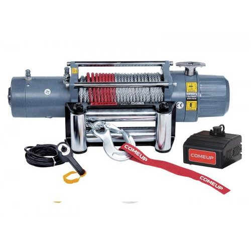 Comeup 856334 9,000 lbs. 2.6HP SELF RECOVERY WINCH DV-9 USA / 24V, W/ CH