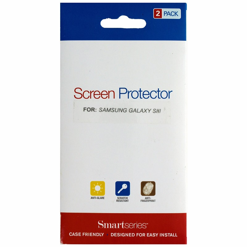 Smartseries 2-pack Screen Protector for Samsung Galaxy S3 III