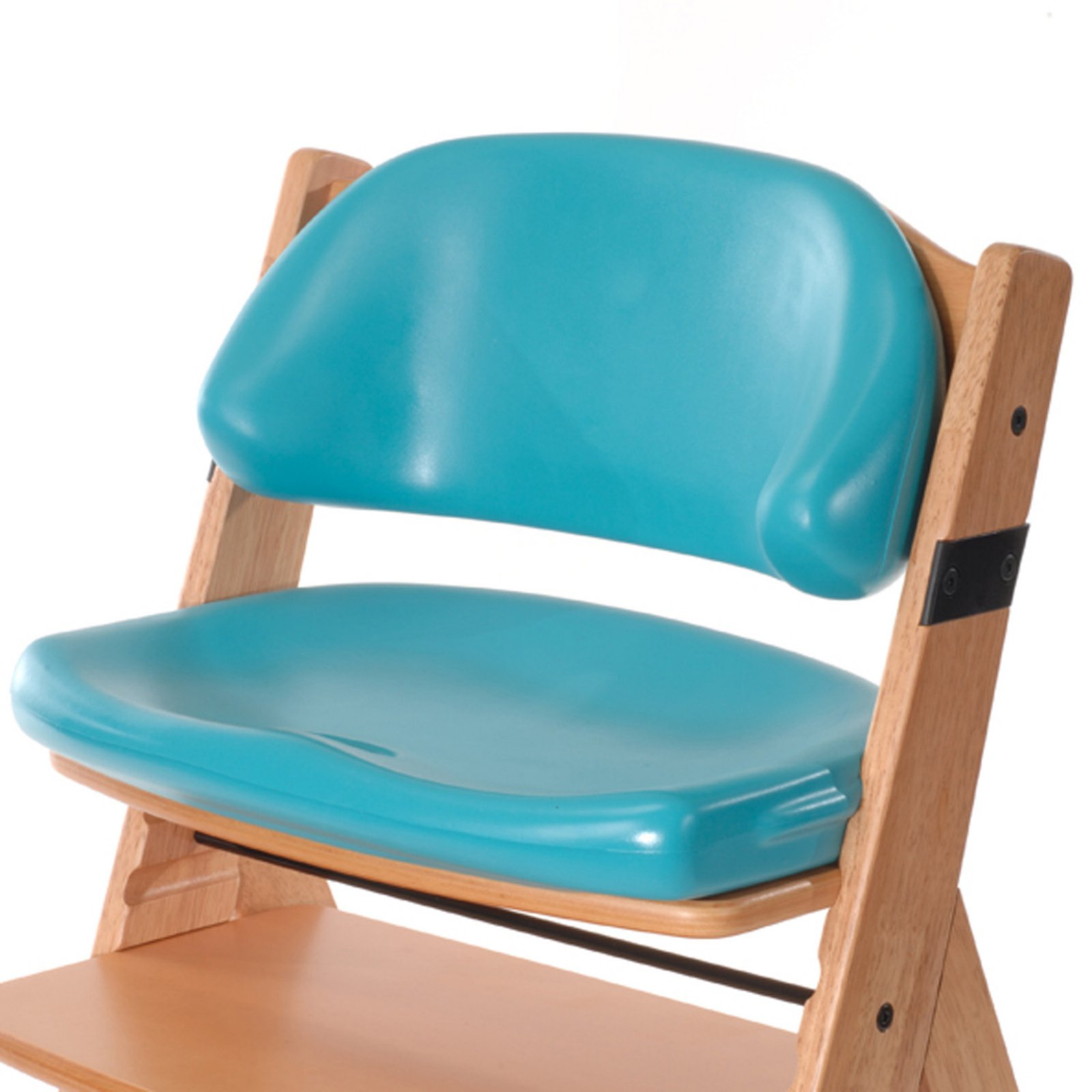 Keekaroo Height Right Comfort Cushion Seat & Back Set - Aqua