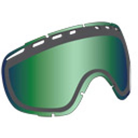Ionized Goggles - Dragon Alliance Goggles Mdx Dual Lens Green Ionized Dual Lens - No Post
