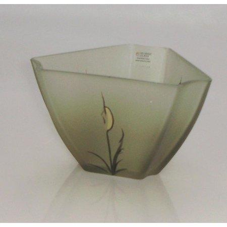 (Womar Glass Cat Tail Series Candleholder)