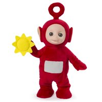 Deals on Teletubbies 13-inch Dancing Po Plush w/Music & Poseable Arms
