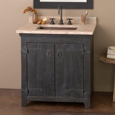 Native Trails Americana 30 in. Single Bathroom Vanity