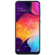 Samsung Galaxy A50 A505G 64GB Duos GSM Unlocked Phone w/triple 25MP Camera - Blue (Certified Refurbished)