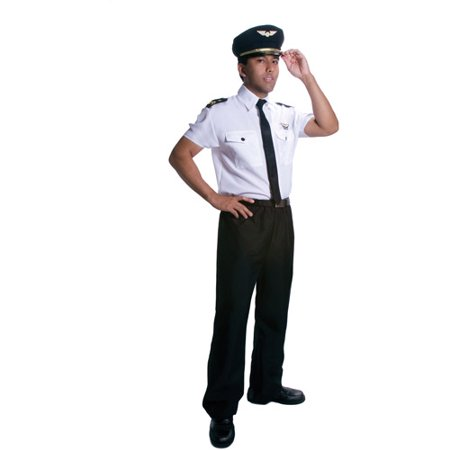 Pilot Adult Halloween Costume (Halloween Costume Pilot)
