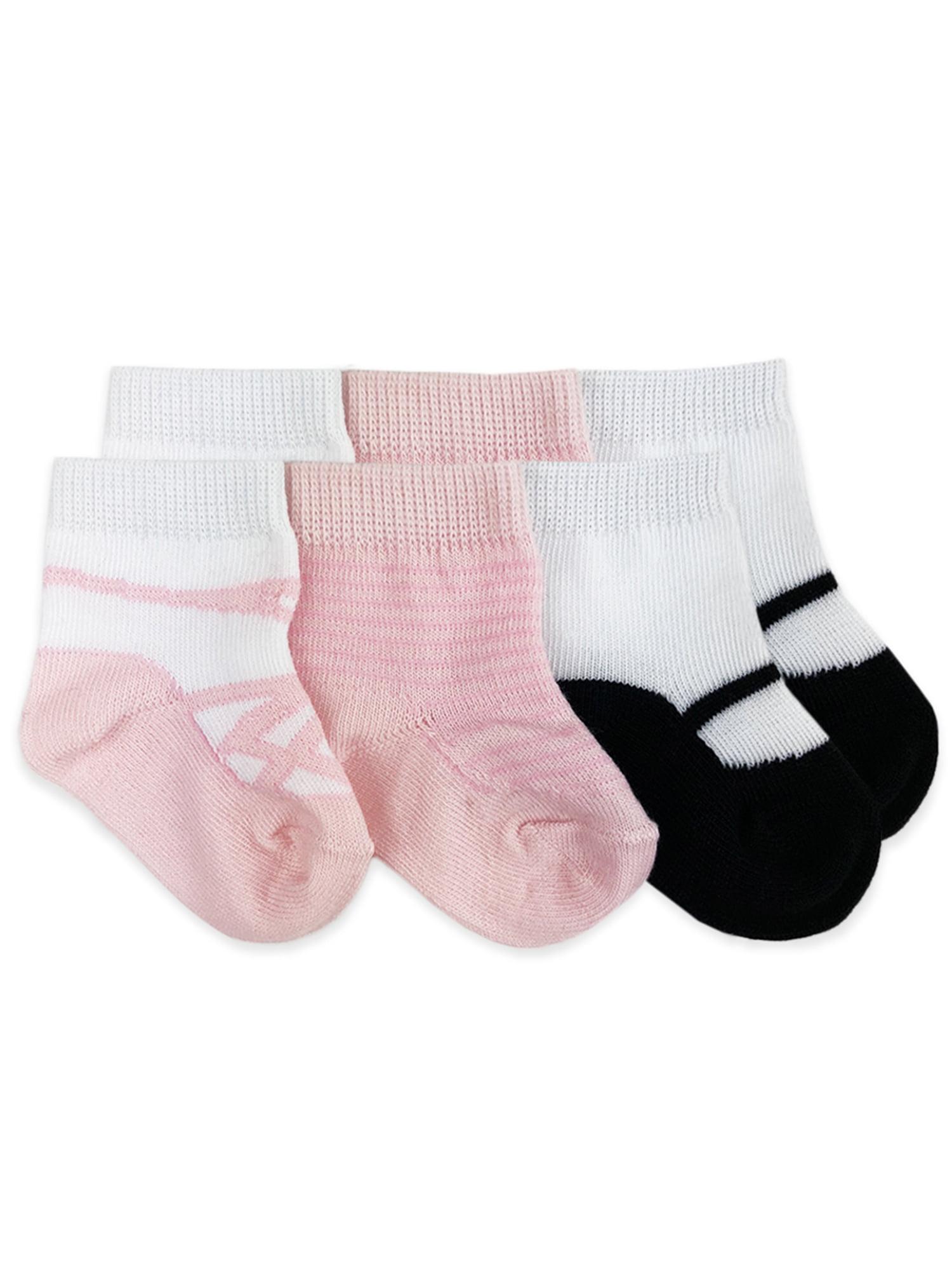 Pro1rise 6 Pairs Toddler Baby Boys Antislip Skid Sneakers Shoe Socks Age 12-24 M