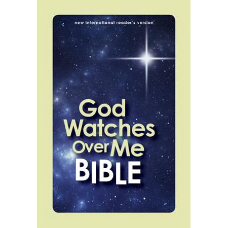 God Watches Over Me Bible-NIRV (God Over Halloween)