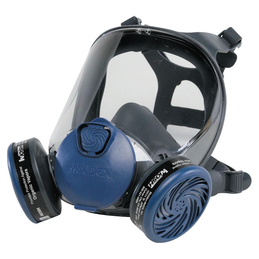 9000 Series Respirator Facepieces, Large