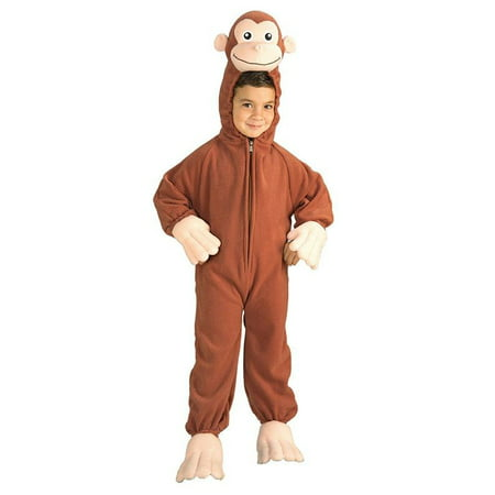 Curious George Child - Curious George Baby Costume