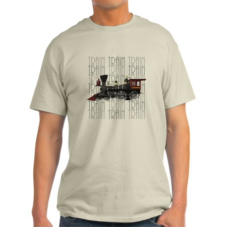 40940a73 CafePress - CafePress - Train Lover - Light T-Shirt - CP - Walmart.com