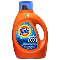 Product Image Tide Ultra Oxi Liquid Detergent, 59 Loads 92 fl oz