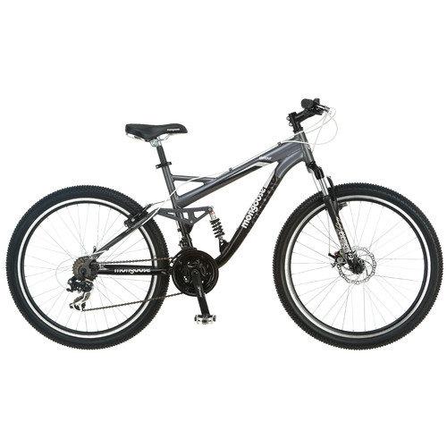 Bicicleta Para Adulto Mangosta hombres desvío 2639;39; completo suspensión bicicleta + Mongoose en Veo y Compro