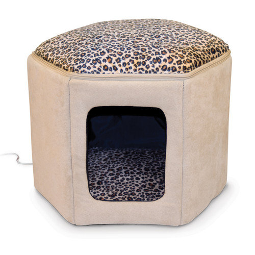 K&H Manufacturing Thermo-Kitty Heated Sleep House