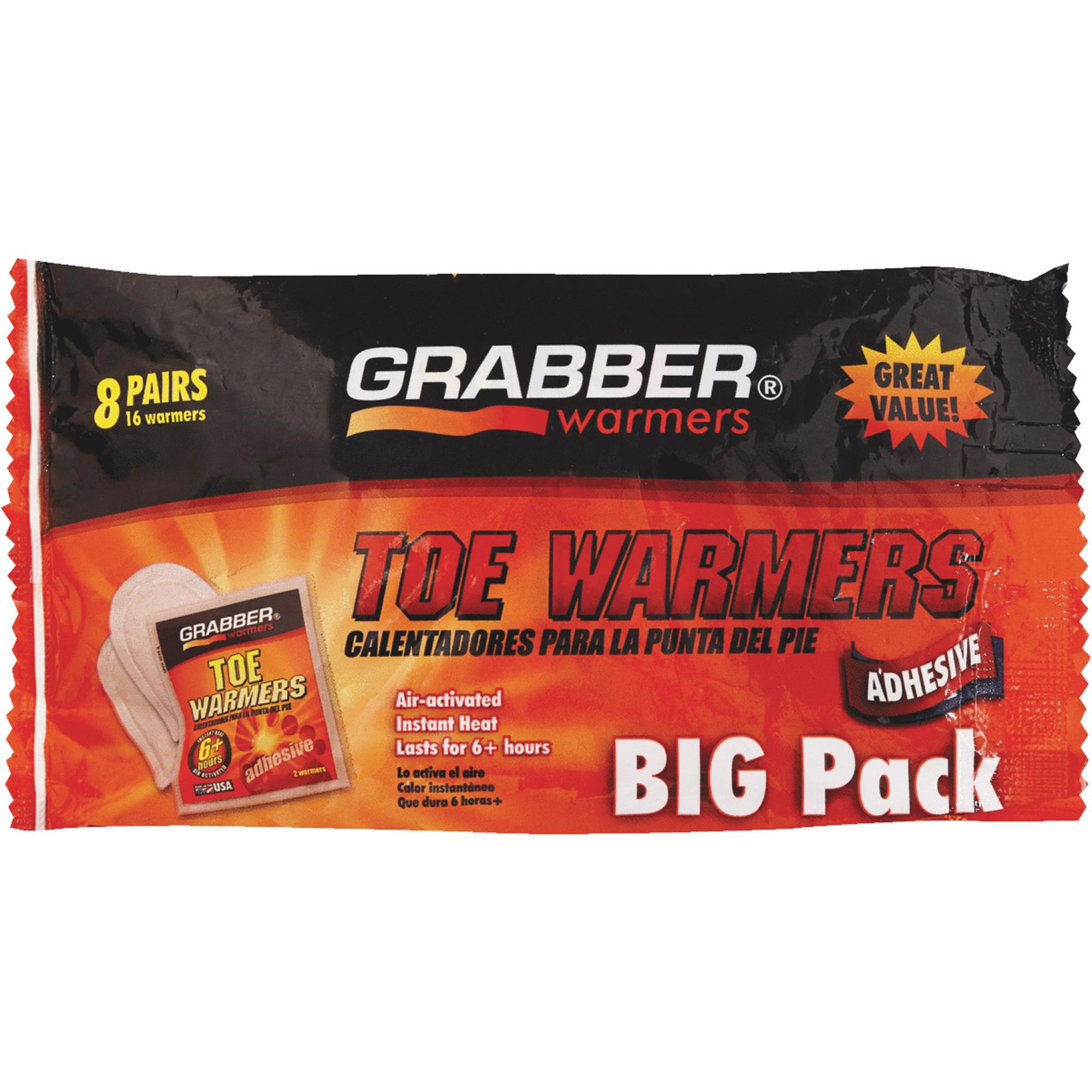 Body Toe Warmer by Grabber
