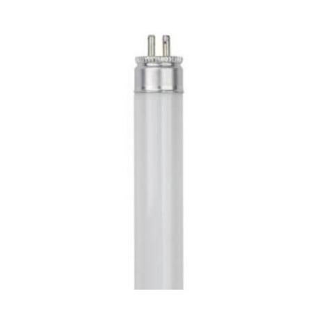 Sunlite 21W 34 inch Super White 5000k T5 Fluorescent Tube Bulb - F21T5/850 21w T5 Fluorescent Light
