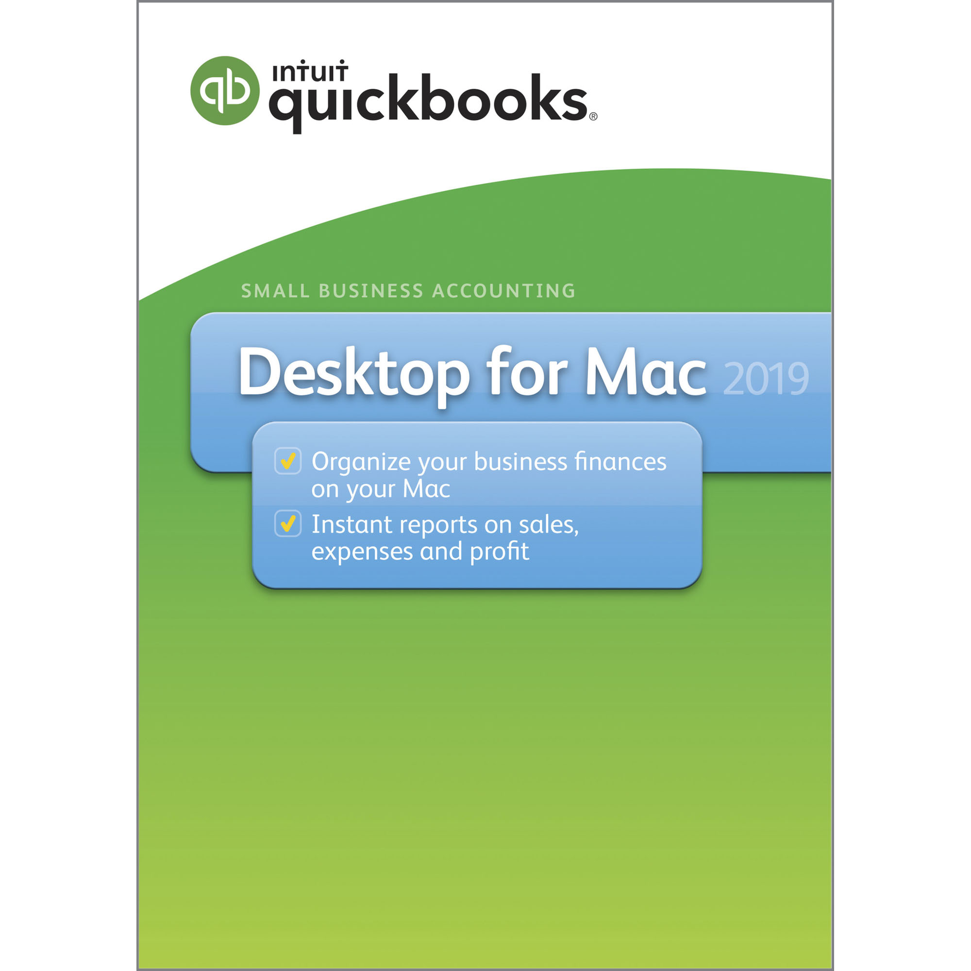 Intuit QuickBooks Desktop For Mac 2019 (Email Delivery)