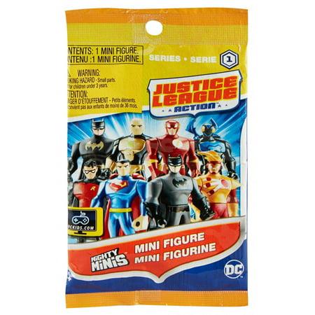 - Batman Unlimited Mighty Mini Figure Series III