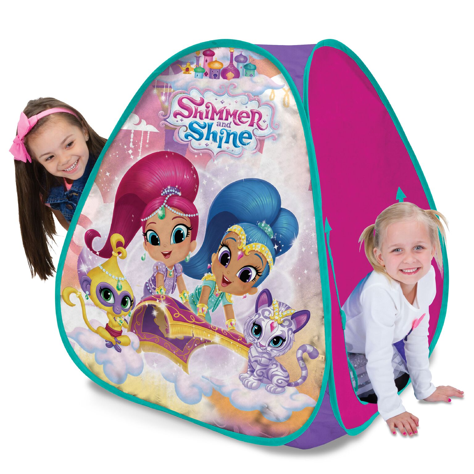 Playhut Shimmer and Shine Classic Hideaway Play Tent