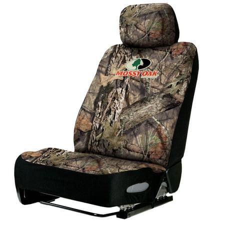 Mossy Oak Lowback Camo Seat Covers