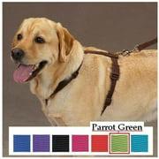 Pet Pals US2395 08 70 Z & Z Nylon Harness 8-14 In Parrot Green