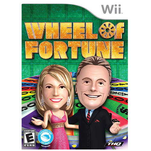 Wheel Of Fortune (Wii) - Pre-Owned