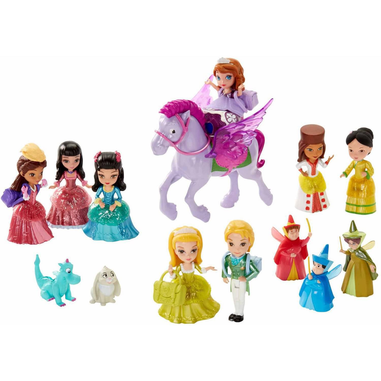 Disney Sofia The First Royal Prep Character Collection Walmart Com