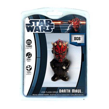 Tyme Machines Star Wars 8GB USB Drive, Darth Maul - image 1 de 1