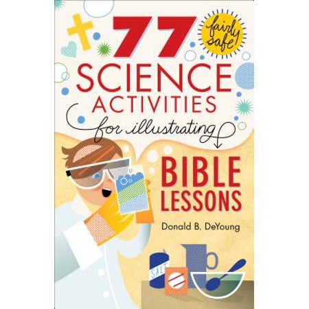 Esl Halloween Lesson Activities (77 Fairly Safe Science Activities for Illustrating Bible)