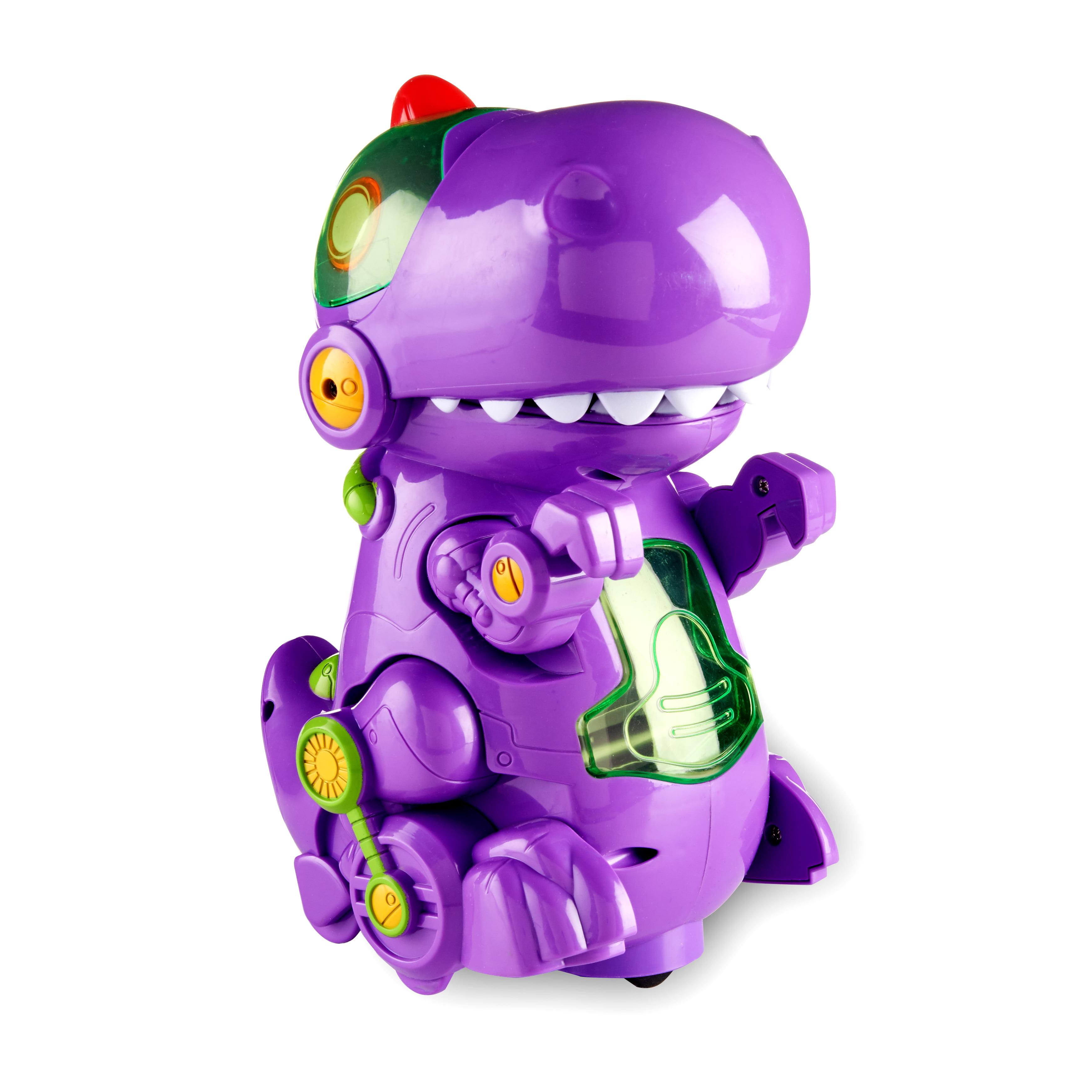 Play Day Bump 'N' Go Bubble Dinosaur