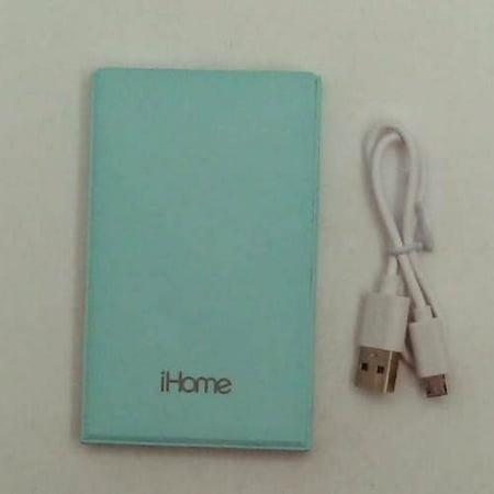 Refurbished iHome 4,000 MAH Rapid Charge Portable
