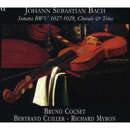 J.S. Bach - Bach: Sonates, Bwv 1027-1029; Chorals & Trios [CD]