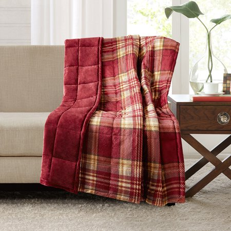 Better Homes And Gardens Down Alternative Throw Blanket